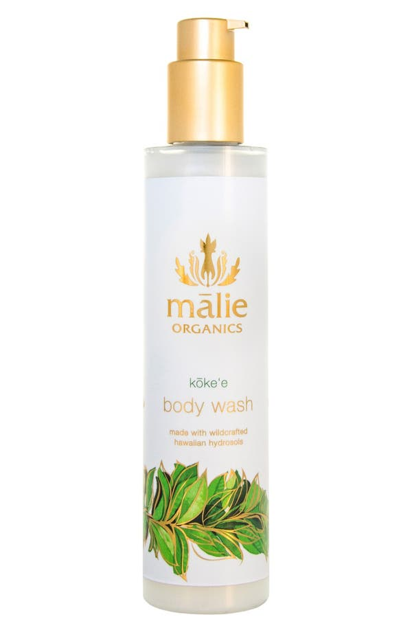 Alternate Image 1 Selected - Malie Organics Koke'e Organic Body Wash