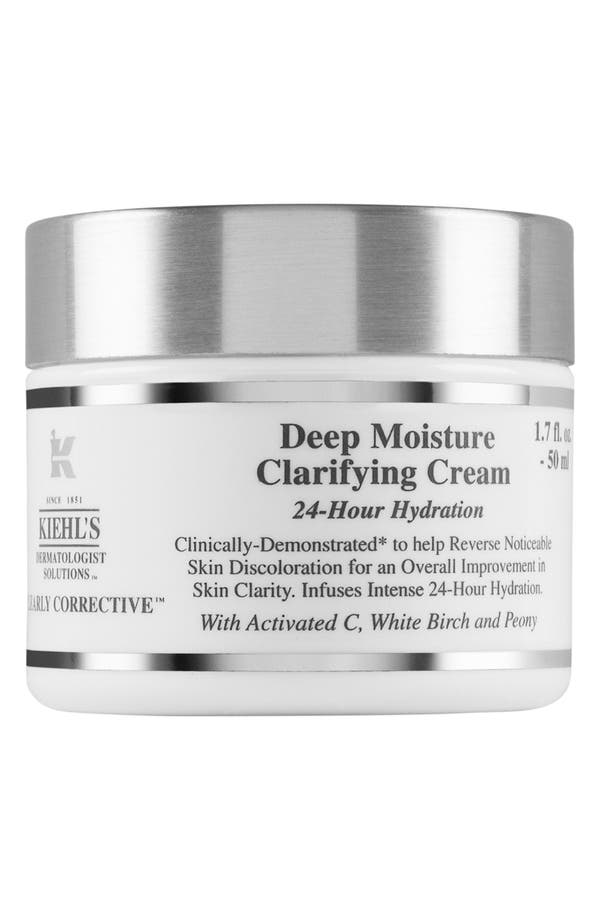Main Image - Kiehl's Since 1851 'Clearly Corrective™' Deep Moisture Clarifying Cream