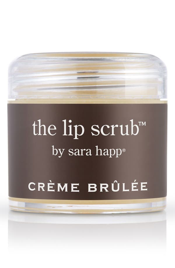 Alternate Image 1 Selected - sara happ® The Lip Scrub™ Crème Brûlée Lip Exfoliator