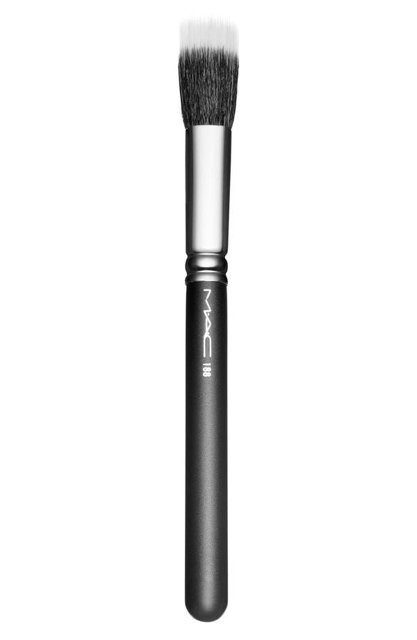 Alternate Image 1 Selected - MAC 188 Small Duo Fibre Face Brush