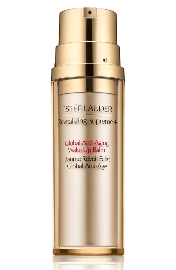 ESTÉE LAUDER 'Revitalizing Supreme+' Global Anti-Aging Wake Up