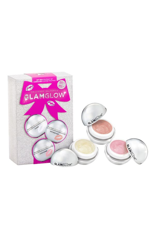 Alternate Image 1 Selected - GLAMGLOW® 'Sexy POUTMUD™' Set (Limited Edition) (Nordstrom Exclusive) ($57 Value)