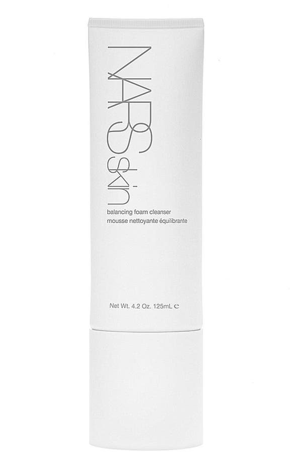 Alternate Image 1 Selected - NARS Skin Balancing Foam Cleanser