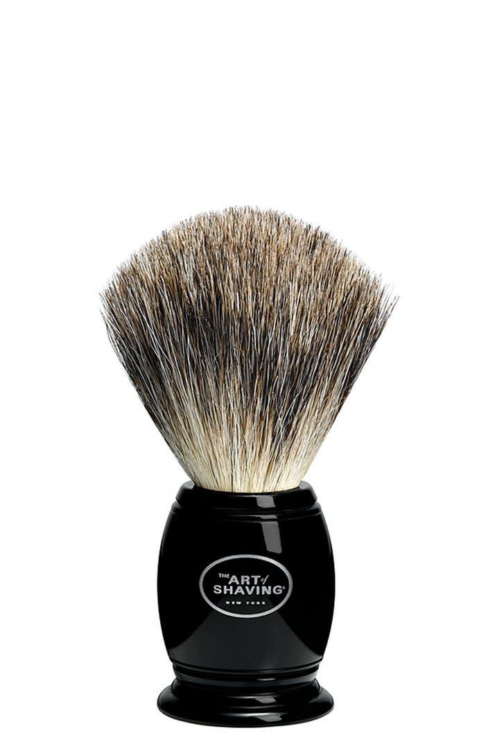 the art of shaving pure badger shaving brush nordstrom. Black Bedroom Furniture Sets. Home Design Ideas