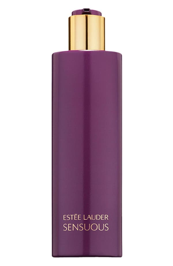 Main Image - Estée Lauder 'Sensuous' Satin Body Lotion