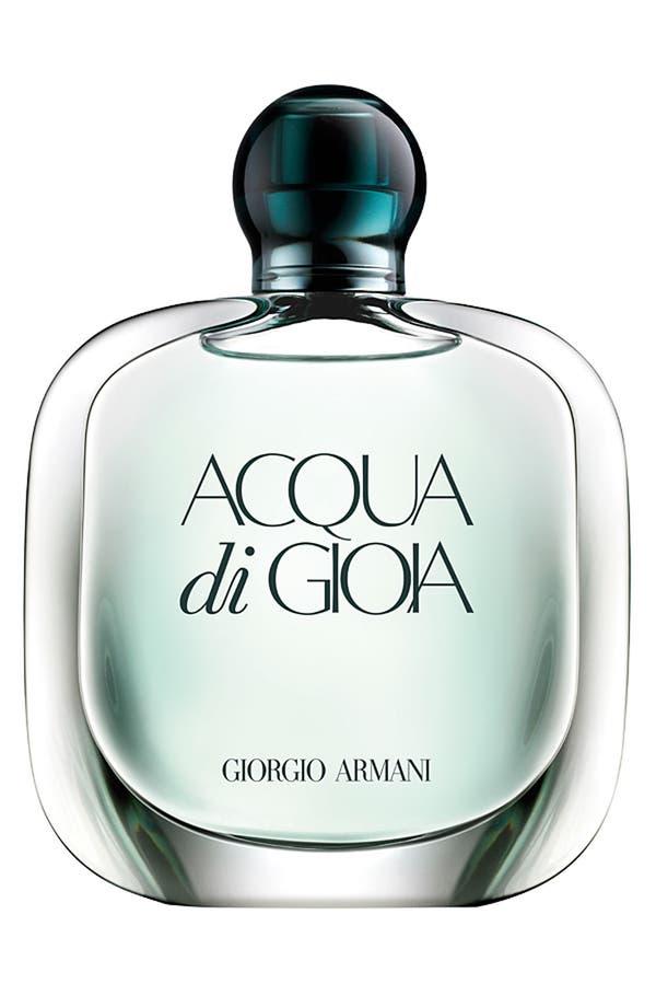 Alternate Image 1 Selected - Acqua di Gioia Eau de Parfum Spray