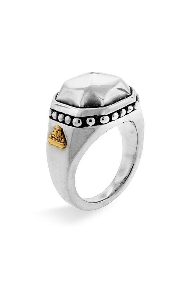 Main Image - LAGOS 'Rocks' Small Sterling Silver Ring