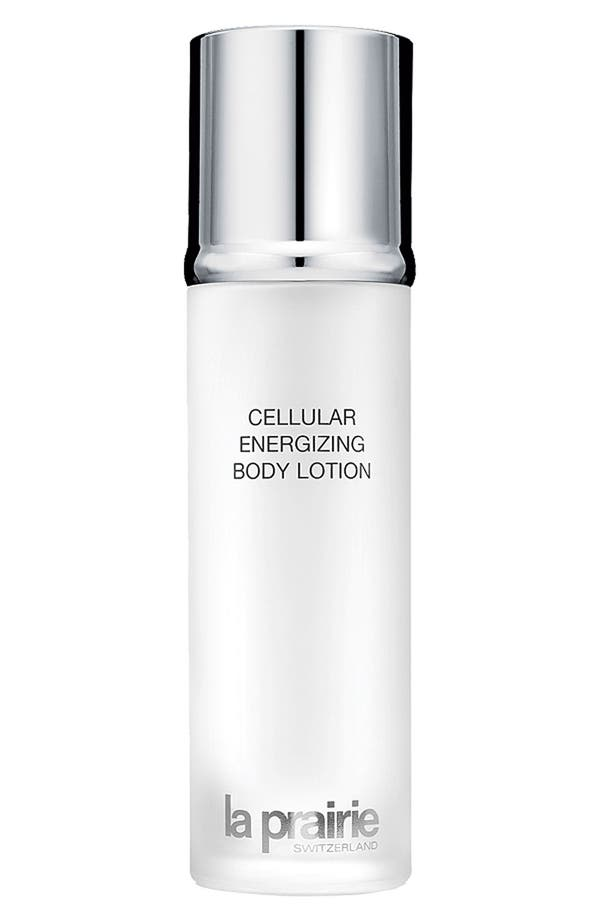 Alternate Image 1 Selected - La Prairie Cellular Energizing Body Lotion