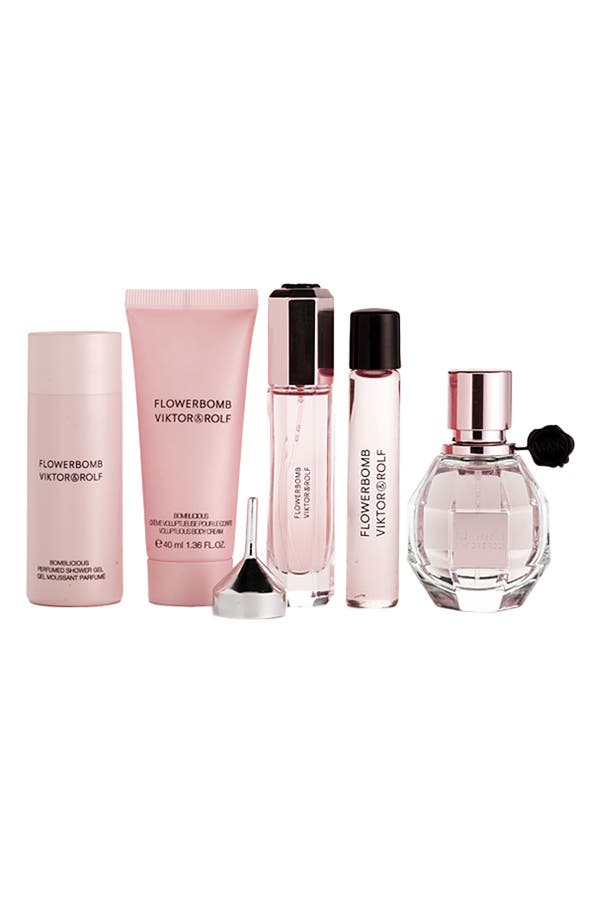 Alternate Image 1 Selected - Viktor&Rolf 'Flowerbomb' Sampler Gift Set