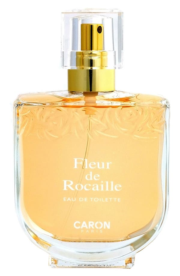Alternate Image 1 Selected - Caron 'Fleur de Rocaille' Eau de Toilette