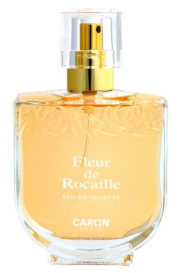 Main Image - Caron 'Fleur de Rocaille' Eau de Toilette