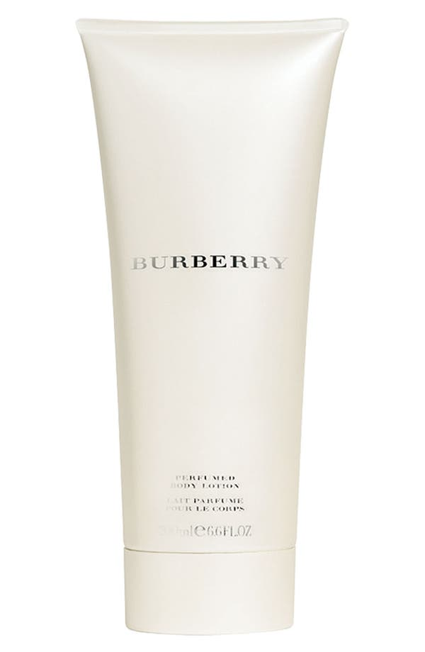 Alternate Image 1 Selected - Burberry Perfumed Body Lotion