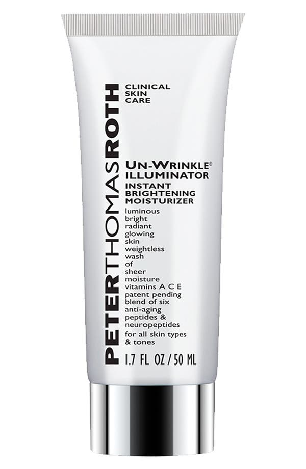 Alternate Image 1 Selected - Peter Thomas Roth 'Un-Wrinkle® Illuminator' Instant Brightening Moisturizer