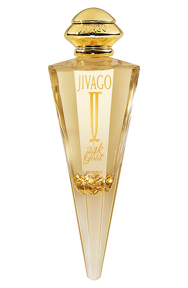 Alternate Image 1 Selected - Jivago '24K Gold' Diamond Eau de Parfum Refill