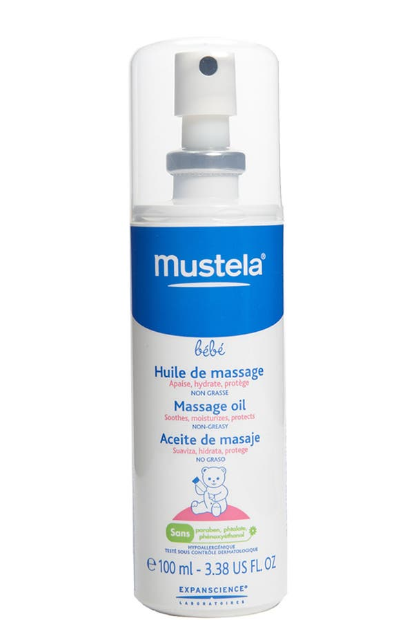 Alternate Image 1 Selected - Mustela® Massage Oil