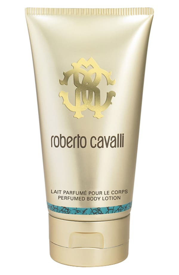Alternate Image 1 Selected - Roberto Cavalli Purfumed Body Lotion