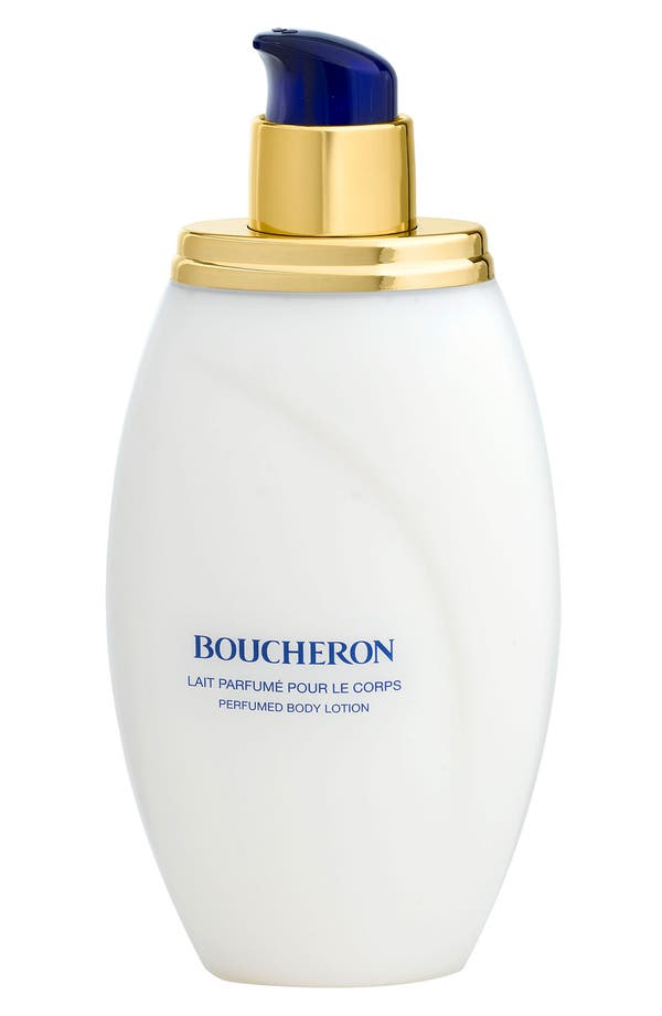 Alternate Image 1 Selected - Boucheron Perfumed Body Lotion