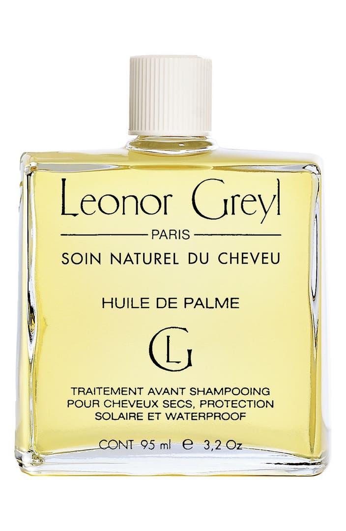 leonor greyl paris 39 huile de palme 39 pre shampoo beautifying oil nordstrom. Black Bedroom Furniture Sets. Home Design Ideas