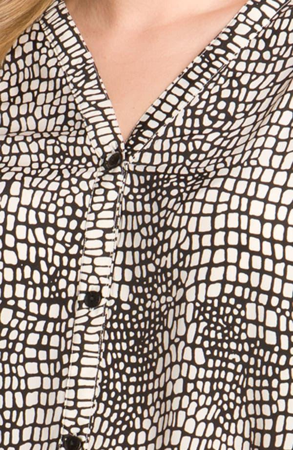 Alternate Image 3  - Tolani 'Marian' Tunic (Plus Size)