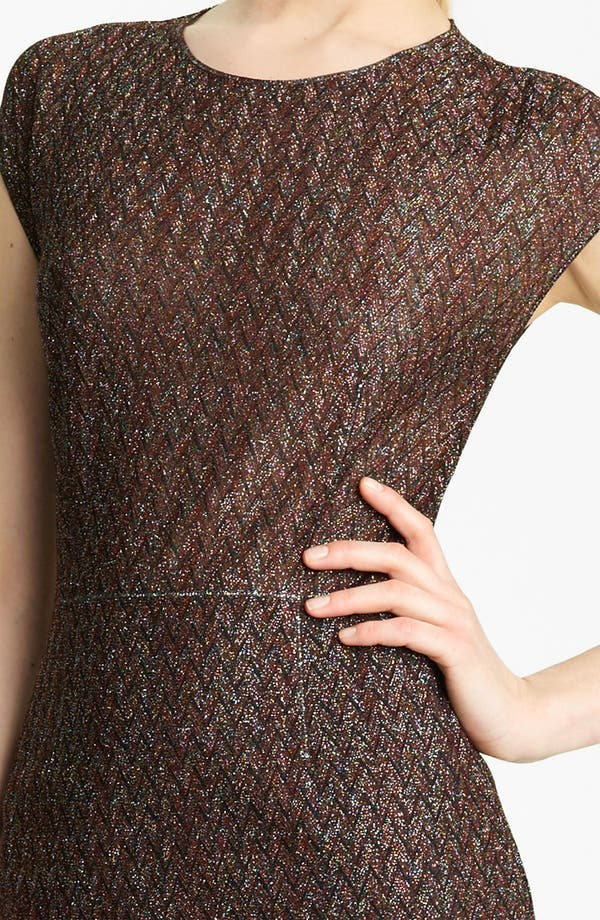 Alternate Image 3  - Missoni Metallic Knit Dress