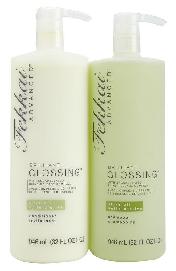 Alternate Image 1 Selected - Fekkai Jumbo 'Brilliant Glossing™' Shampoo & Conditioner Set (Nordstrom Exclusive) ($128 Value)