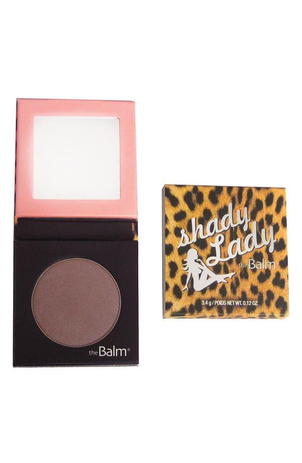 Main Image - theBalm® 'shadyLady®' Eyeshadow