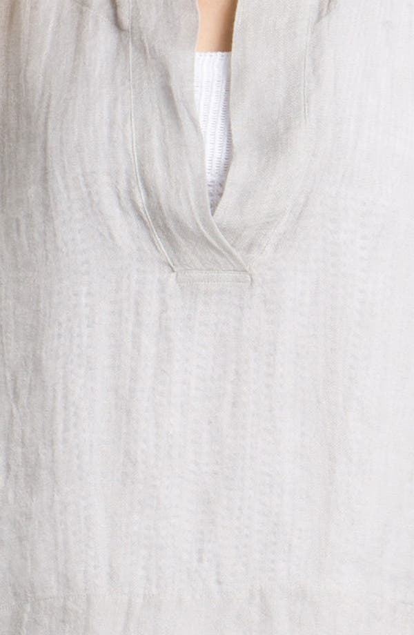 Alternate Image 3  - Eileen Fisher Linen Gauze Tunic