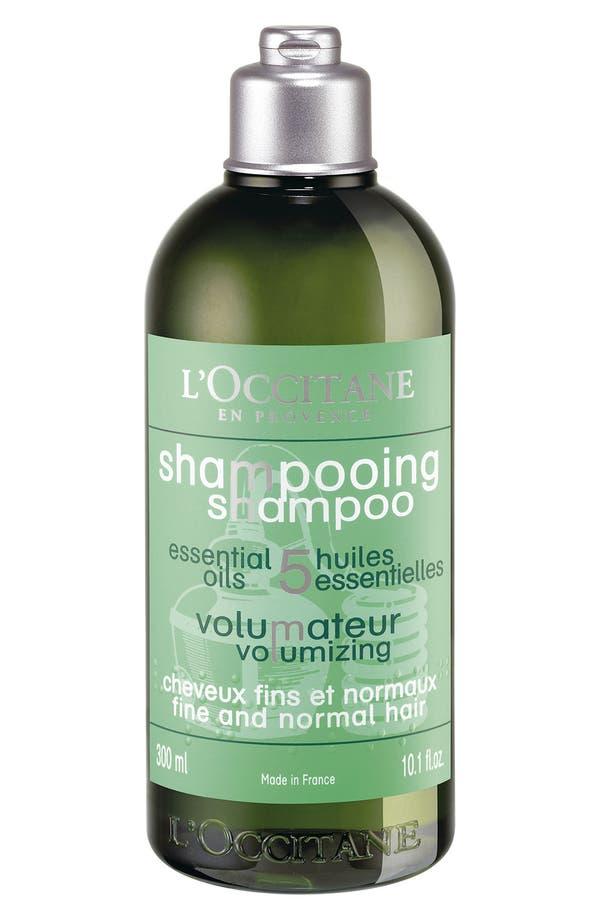 Alternate Image 1 Selected - L'Occitane 'Aromachologie' Volumizing Shampoo (10.1 oz.)