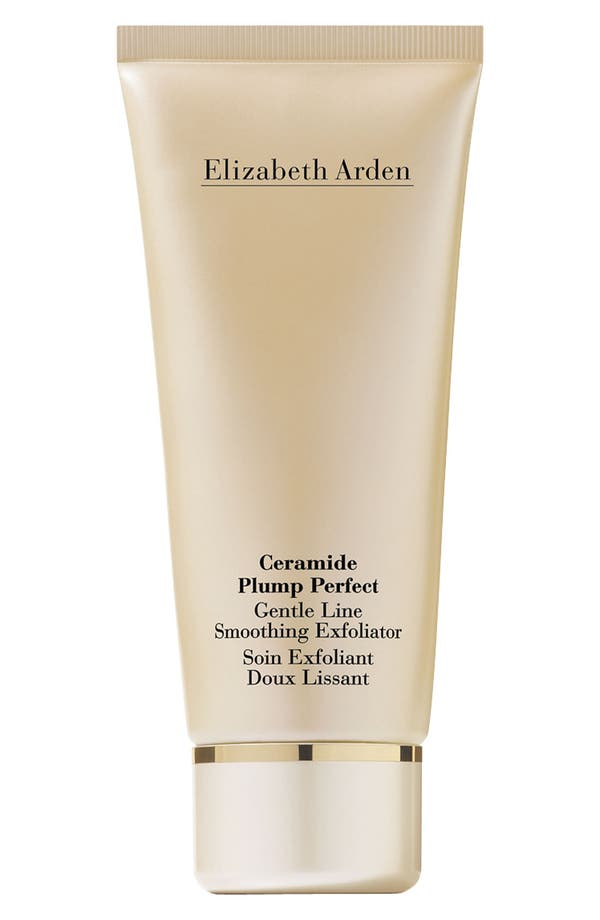 Main Image - Elizabeth Arden Ceramide 'Plump Perfect' Gentle Line Smoothing Exfoliator