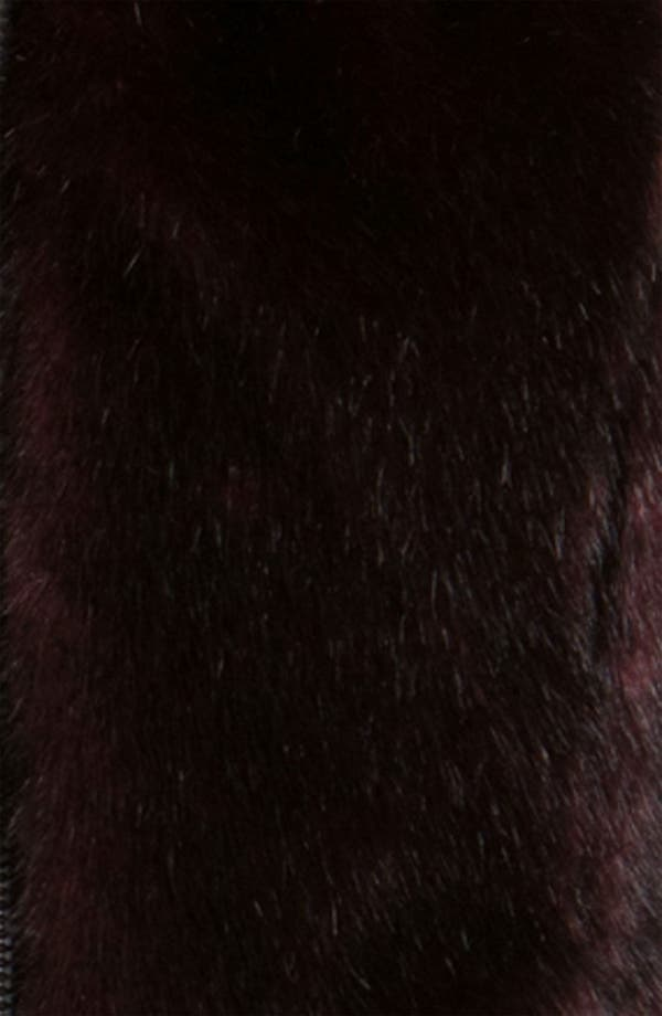 Alternate Image 3  - Gallery Reversible Faux Fur Vest
