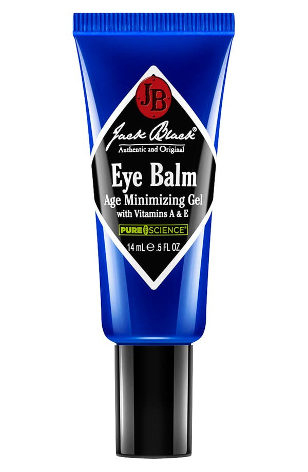 Alternate Image 1 Selected - Jack Black Eye Balm Age Minimizing Gel