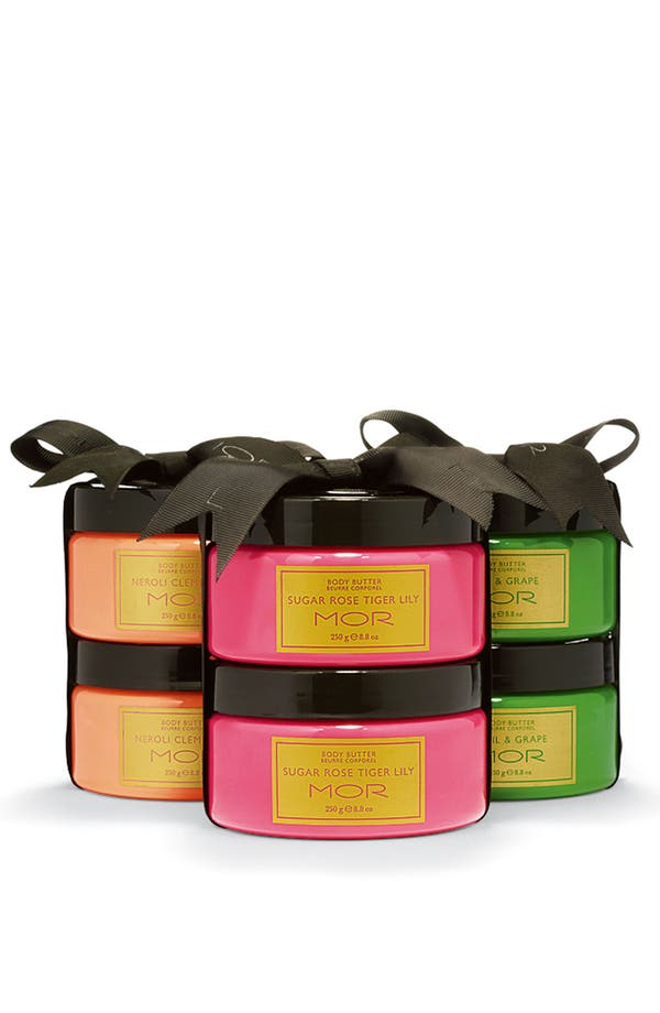 Alternate Image 2  - MOR 'Essentials - Sugar Rose Tiger Lily' Body Butter Duo ($32 Value)