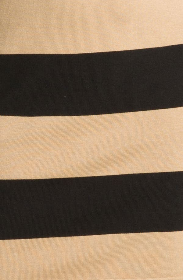 Alternate Image 3  - Calvin Klein Stripe Knit Sweater Dress