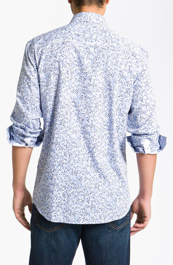 Alternate Image 2  - Zagiri 'Summer Breeze' Sport Shirt
