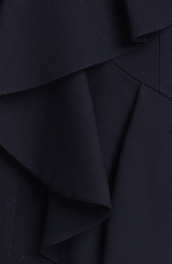Alternate Image 3  - Burberry Prorsum Ruffled Skirt
