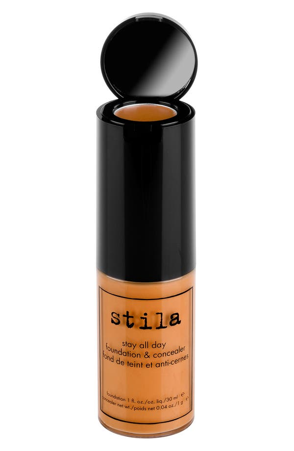 Alternate Image 1 Selected - stila 'stay all day' foundation & concealer