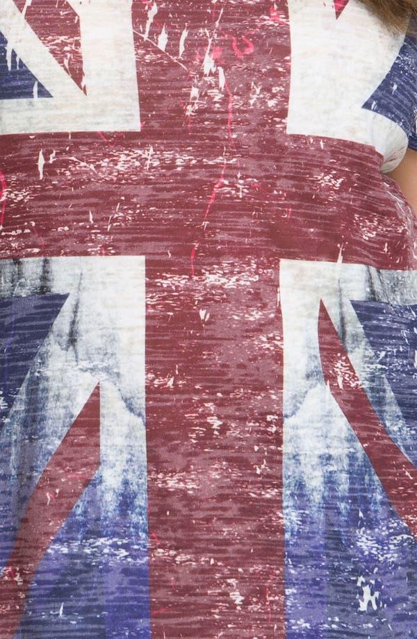 Alternate Image 3  - XCVI Wearables 'National' Burnout Tee (Plus)
