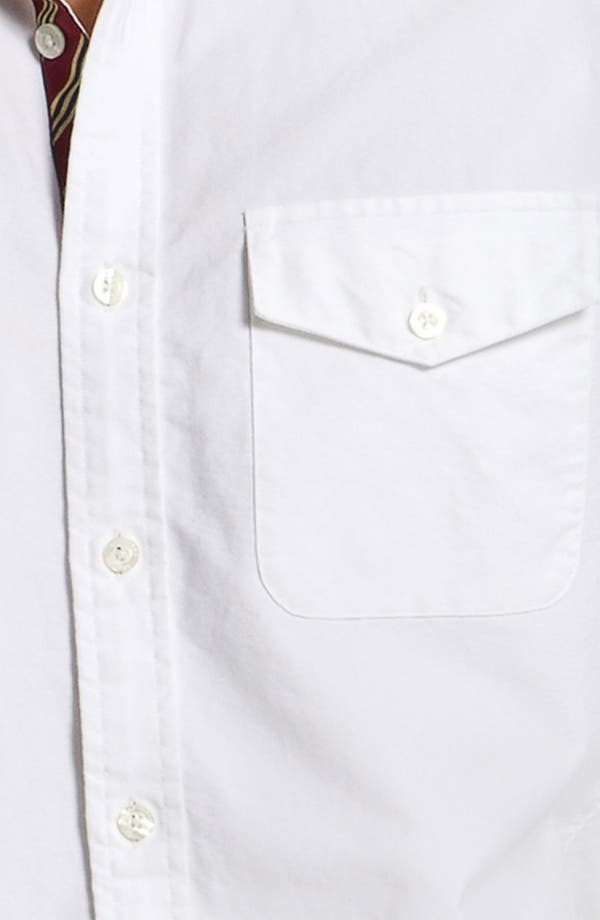 Alternate Image 3  - Brooks Brothers Oxford Shirt