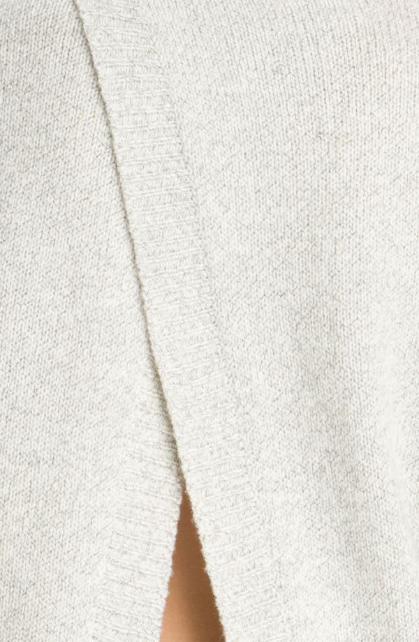 Alternate Image 3  - A.L.C. Split Back Knit Sweater