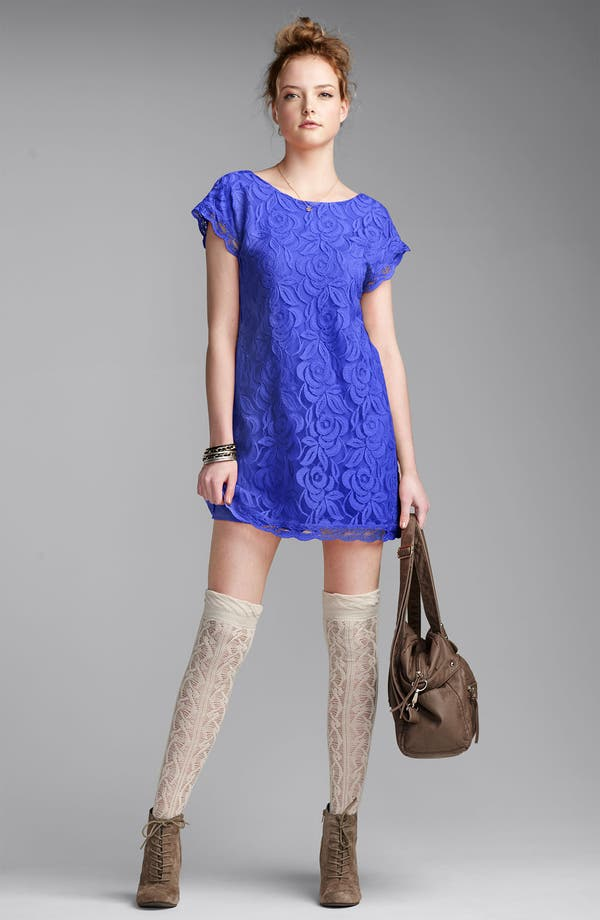 Main Image - Fire Dress & Seychelles Boot