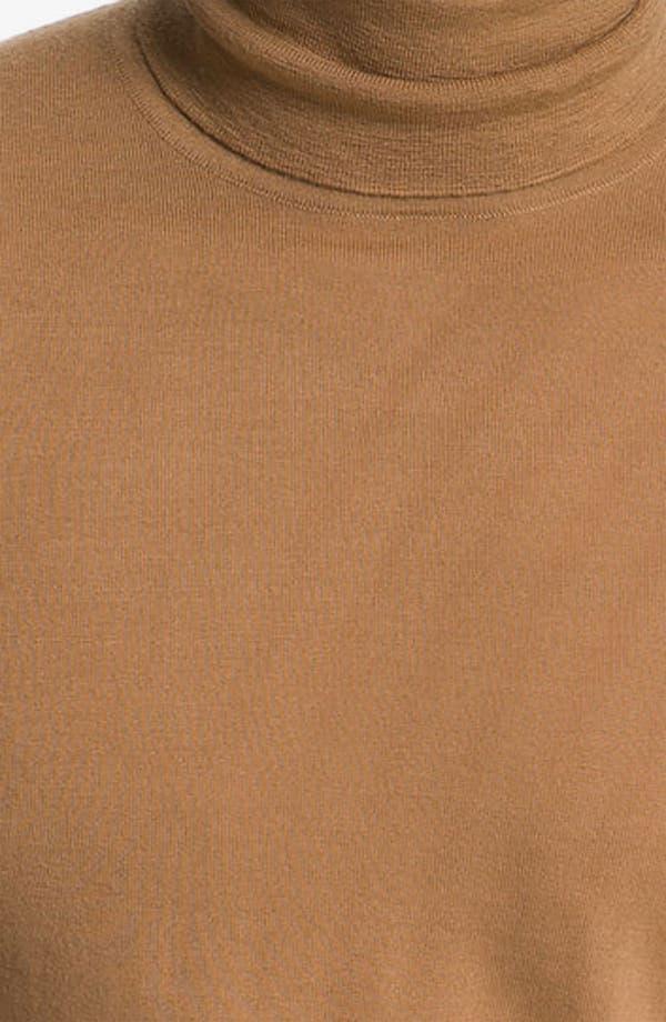 Alternate Image 3  - Pringle of Scotland Merino Wool Turtleneck Sweater