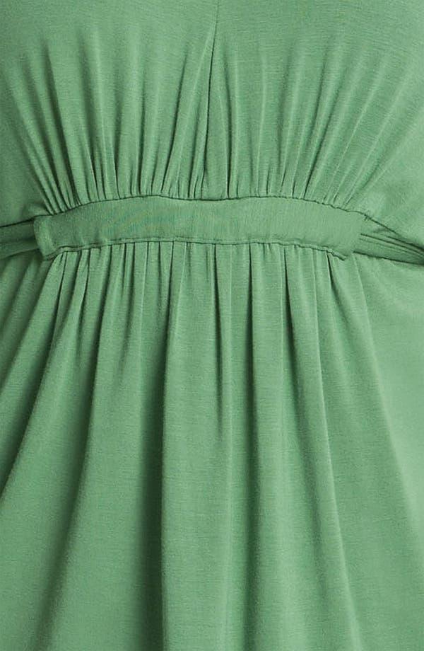 Alternate Image 3  - Karen Kane Knit Caftan Top (Plus)