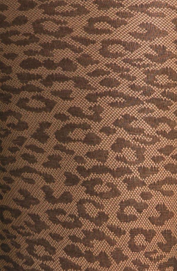 Alternate Image 2  - Commando 'Cougar' Pattern Tights