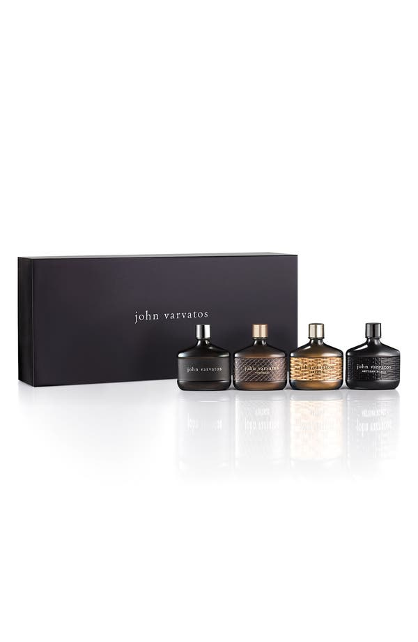 Alternate Image 2  - John Varvatos Fragrance Coffret
