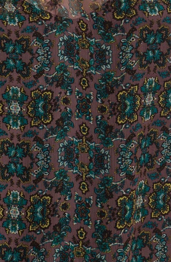 Alternate Image 3  - Ella Moss 'Aura' Print Cape Top