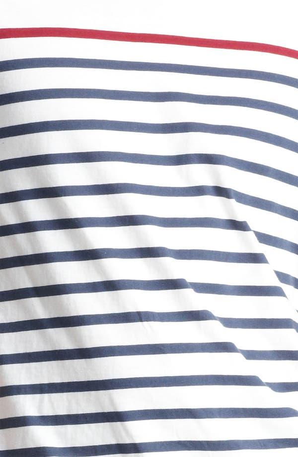 Alternate Image 3  - Topman Breton Stripe T-Shirt