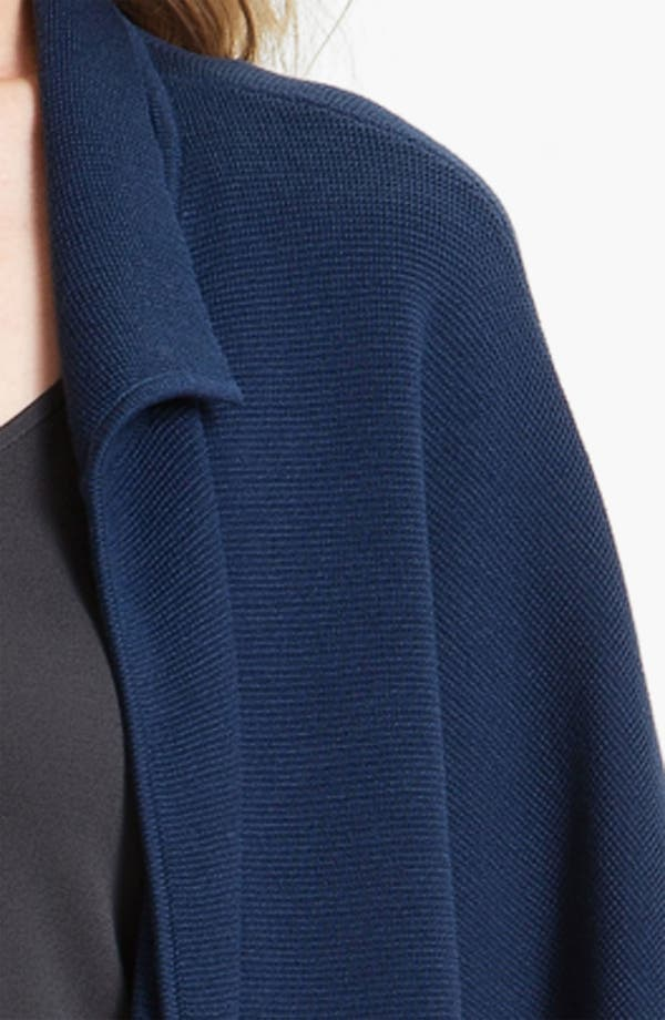 Alternate Image 3  - Eileen Fisher Stand Collar Cape