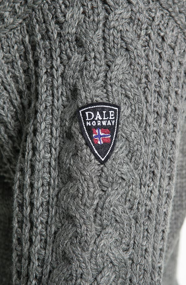 Alternate Image 4  - Dale of Norway 'Fram'  Wool Sweater