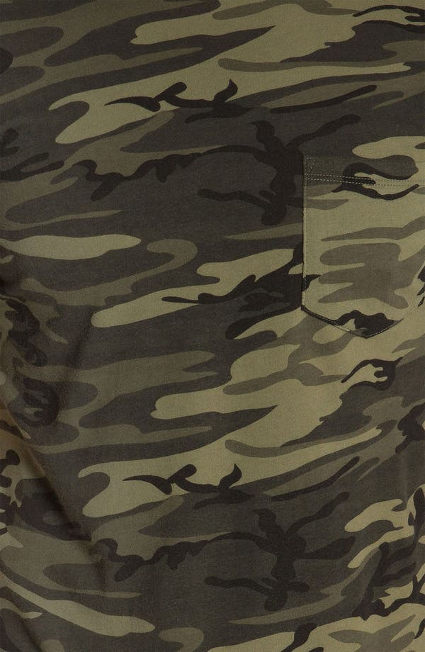 Alternate Image 3  - Obey Camo Pocket T-Shirt