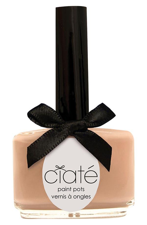 Alternate Image 1 Selected - Ciaté 'Couture' Paint Pot